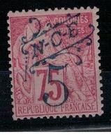 NOUVELLE CALEDONIE       N°  YVERT  :  38     NEUF AVEC  CHARNIERES      (  CH  01/40 ) - Nouvelle-Calédonie