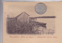 VARAZDIN - SHIP MILL   --  Moulin   --  Mlin Na Dravi  --   Wassermuhle,  Schiffmuhle - Kroatië