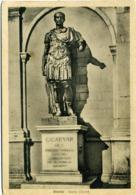 GIULIO CESARE  Rimini  Statua Donata Da Mussolini Alla Città - Personaggi Storici