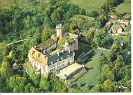 VEAUCE - Vue Aérienne Du Château - Sonstige Gemeinden