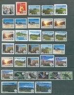 NZ  - USED - LOT OF 56 FASTWAY¨POST STAMPS - Lot 20757 - Nieuw-Zeeland