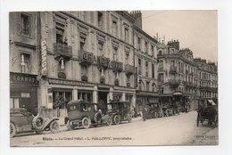- CPA BLOIS (41) - Le Grand Hôtel - L. HALOPPÉ, Propriétaire - Cliché Larippe - - Blois