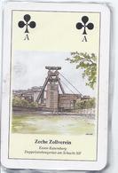 Skat 41  - Französisches Blatt   - Bergbaumotive - Saarberg - 32 Blatt - L6 Einzelmotive -  Zeche Zollverein - Brain Teasers, Brain Games