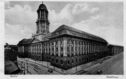 BERLIN - Stadthaus - Germania