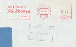 Merck Darmstadt Nährböden  Kulturmedium, Nährmedium, Substratgemisch Zur Kultivierung Von Mikroorganismen Und Zellkultur - Medizin