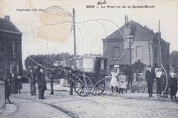 DON-SAINGHIN - Nord - Le Pont Sur La Deûle- Avant 1914 - Autres Communes