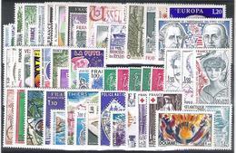 FRANCE : 1976** Année Complete  52 Valeurs ** Yvert & Tellier = 43,00 Euro - 1970-1979