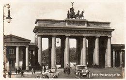 BERLIN - Brandenburger Tor - Germania
