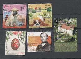 Croatia 2019, Used, Lot - Croazia