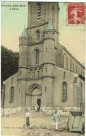 CC - CPA - 08 - VRIGNE AUX BOIS - L'église - - France