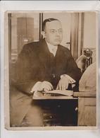 INTERNATIONAL SPY KARL ARMGAARD GRAVES WASHINGTON GERMAN EMBASSY  25*20CM Fonds Victor FORBIN 1864-1947 - Guerra, Militares