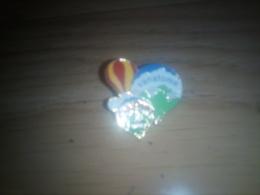 PIN'S VANATOME ANNONAY - Fesselballons