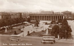 BERLIN - Lustgarten Und Altes Museum - Germania
