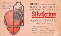VP-GF.19-RO 99 : BUVARD. SILVIKRINE. CHUTE DES CHEVEUX. PELLICULES. - Löschblätter, Heftumschläge