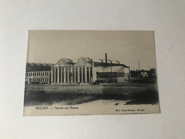 Muysen  Muizen  Mechelen   Fabriek Van Rataue - Malines