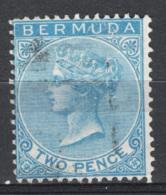 Bermuda 1865 Y.T.2 O/Used VF/F - Otros