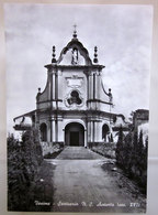VESIME Santuario N. S. Assunta (AT) Cartolina Non Viaggiata - Italy