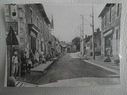 87 ORADOUR SUR GLANE Rue Centrale De L'Ancien Village Avant Sa Destruction Par Les Allemands Le 10 Juin 1944. - Oradour Sur Glane
