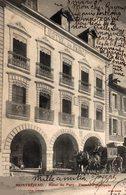 10261        MONTREJEAU   HOTEL DU PARC - Montréjeau