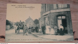 TRICOT : Entree Ouest Par La Route De Beauvais A Noyon …... … NR-3952 - Frankrijk
