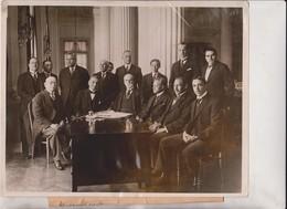 CENTRAL AMERICAN REPUHLICS CHARLES HUGHES DON GONZALES F STAREZ SALVADOR 25*20CM Fonds Victor FORBIN 1864-1947 - Fotos