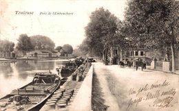 10262        TOULOUSE  PORT DE L EMBOUCHURE - Toulouse