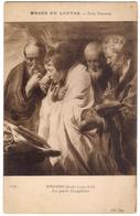 Jordaens - Les Quatre Evangelistes /P512/ - Peintures & Tableaux