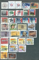 NZ  - USED - END OF COLLECTION OF 47 PRIVATE PERSONALISED DX  PETE UNIVERSAL MAIL - Lot 20759 - Verzamelingen & Reeksen