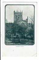 CPA-Carte Postale -Royaume Uni--Nantwich- Church -1904 VM10022 - Other