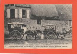 Pierre Moisson Chiffonnier à MALTOT , Acheteur Peaux De Lapins, Sauvagines, Chiffons,métaux , Débarras( Caen Evrecy RARE - Caen