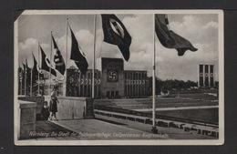 CPA. 3éme Reich . Nürnberg Die Stadt Der Reichsparteitage. La Ville Des Congrès Du Parl Luitpoldarena . - Nuernberg