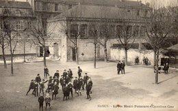 Nancy Lycée Henri Poincaré  La Cour - Nancy