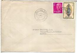 CABEZA DEL BUEY BADAJOZ CC SELLO NAVIDAD ARALAR NAVARRA - 1931-Hoy: 2ª República - ... Juan Carlos I