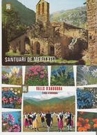 ANDORRE. 2 CP Sanctuari De Meritxell - Multivues - Andorre