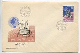 Apollo 11 (FDC) - Europa