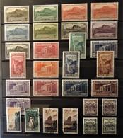 12 - 19 // Reunion  - Lot De Timbres - En Général Beau - TB - Les Neufs Sont  *  -  4 Scans - Reunion Island (1852-1975)