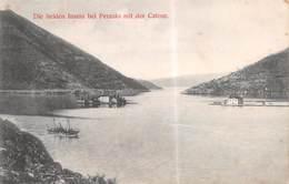 DIE BEIDEN INSEIN BEI PERASTO MIT DER CATENE ~ AN OLD REAL PHOTO POSTCARD #9I05 - Croatia