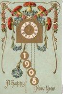 Carte Champignon 1908 - Funghi