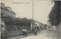 78 L'etang La Ville  Grande Rue - Altri Comuni