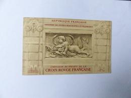 CARNET  CROIX  ROUGE  DE  1952  NEUF **  COTE  550 € - Red Cross