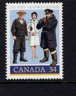 891156451 1985 SCOTT 1075 POSTFRIS MINT NEVER HINGED EINWANDFREI (XX) - ROYAL CANADIAN NAVY 75TH ANNIV - 1952-.... Regering Van Elizabeth II
