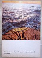 Versi Aforismi Citazioni   Paesaggio   Cartolina Edizione Grafica Don Bosco - Filosofia & Pensatori