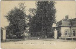 78 Garancieres Environs  Entree Principale Du Chateau De Millemont - France