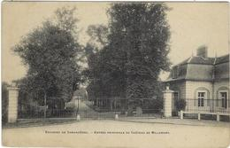 78 Garancieres Environs  Entree Principale Du Chateau De Millemont - Francia