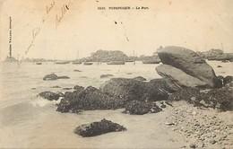 Finistère -ref-E387- Porspoder - Le Port - Carte Bon Etat - - France