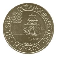 Monnaie De Paris , 2012 , Monaco , Musée Océanographique , Navire - Monnaie De Paris