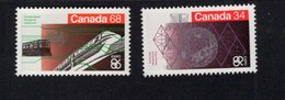 891163567 1986 SCOTT 1092 1093 POSTFRIS MINT NEVER HINGED EINWANDFREI (XX) -EXPO 86 - 1952-.... Regering Van Elizabeth II