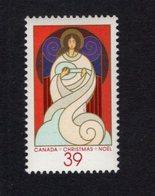 891164788 1986 SCOTT 1114 POSTFRIS MINT NEVER HINGED EINWANDFREI (XX) - CHRISTMAS ANGELS - 1952-.... Regering Van Elizabeth II