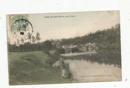 Cp, 53,  Vallée De SAINT PIERRE ,près LAVAL ,voyagée - France