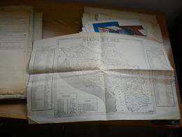 Kraljevina Jugoslavija Royaume De Yougoslavie  Banovinas - Cartes Géographiques